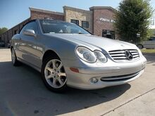 2004_Mercedes-Benz_CLK320 Cabriolet_**Navi/Warranty Available**_ Carrollton TX
