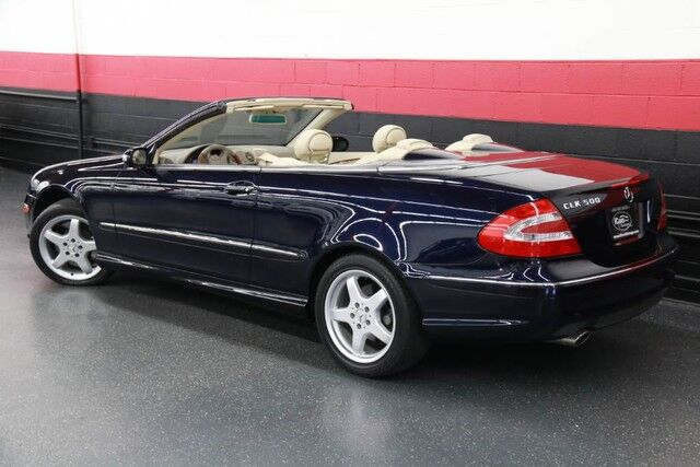 2004 Mercedes-Benz CLK500 AMG Sport 2dr Convertible Chicago IL