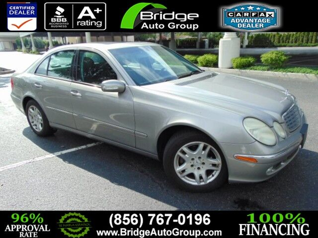 2004 Mercedes-Benz E-Class 3.2L Berlin NJ