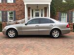 2004 Mercedes-Benz E-Class 3.2L Park Place Motorcars trade LOW MILEAGE EXCELLENT CONDITION