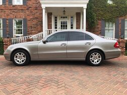 2004_Mercedes-Benz_E-Class_3.2L Park Place Motorcars trade LOW MILEAGE EXCELLENT CONDITION_ Arlington TX