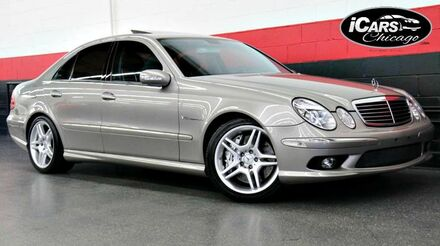 2004_Mercedes-Benz_E55 AMG_4dr Sedan_ Chicago IL