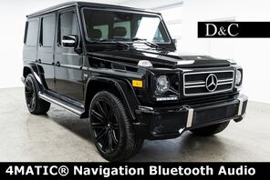 2004_Mercedes-Benz_G-Class_G 500 4MATIC® Navigation Bluetooth Audio_ Portland OR