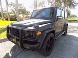 2004_Mercedes-Benz_G-Class_G55 AMG_ Hollywood FL