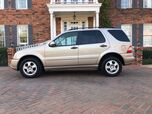 2004 Mercedes-Benz M-Class 3.5L LIOADE 1-OWNER Park Place Lexus trade. EXCELLENT CONDITION