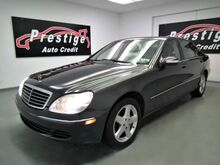 2004_Mercedes-Benz_S-Class_5.0L_ Akron OH