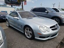 2004_Mercedes-Benz_SL-Class__ Jacksonville FL