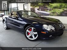 2004_Mercedes-Benz_SL-Class_2DR ROADSTER_ Raleigh NC