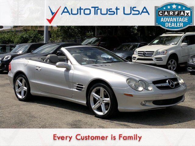 2004 Mercedes-Benz SL-Class SL 500 Base Miami FL