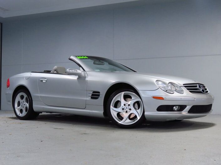 2004 Mercedes-Benz SL-Class SL 500 Merriam KS