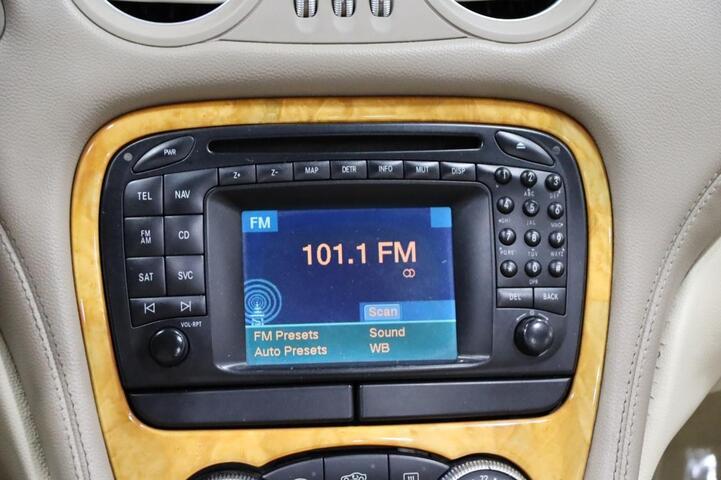 2004 Mercedes-Benz SL500 2dr Convertible Chicago IL
