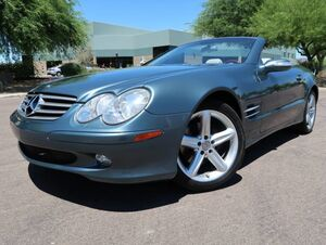 2004_Mercedes-Benz_SL500_Convertible_ Scottsdale AZ