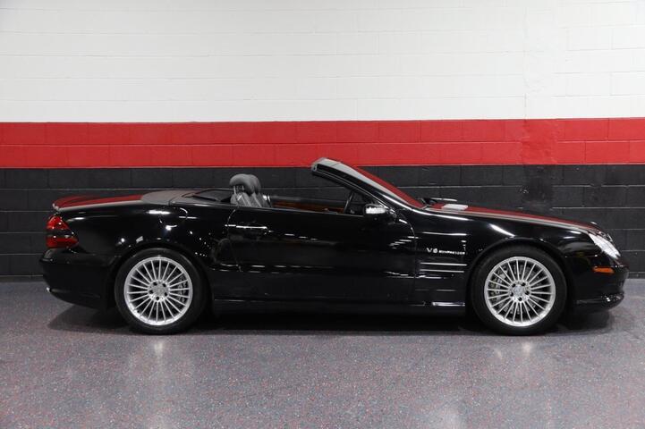 2004 Mercedes-Benz SL55 AMG 2dr Convertible Chicago IL