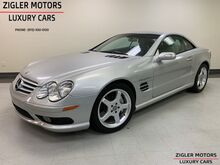 2004_Mercedes-Benz_SL55 AMG_Convertible Dallas Car, Clean Carfax Well maintained_ Addison TX