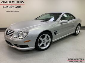 Mercedes-Benz SL55 AMG Convertible Dallas Car, Clean Carfax Well maintained 2004