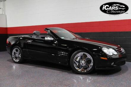 2004_Mercedes-Benz_SL600 V12_2dr Convertible_ Chicago IL