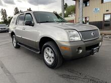 2004_Mercury_Mountaineer_Luxury_ Spokane WA