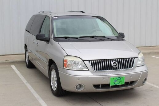 2004 Mercury Monterey Convenience Paris TX