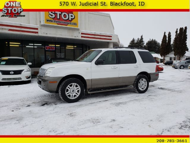 2004 Mercury Mountaineer Luxury 4.0L AWD Pocatello and Blackfoot ID
