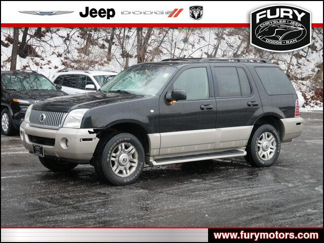 2004 Mercury Mountaineer Luxury South Saint Paul MN