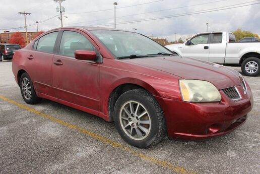 2004 Mitsubishi Galant ES Fort Wayne Auburn and Kendallville IN