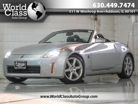 2004 Nissan 350Z Touring CONVERTIBLE NAVI XENONS ONE OWNER Chicago IL