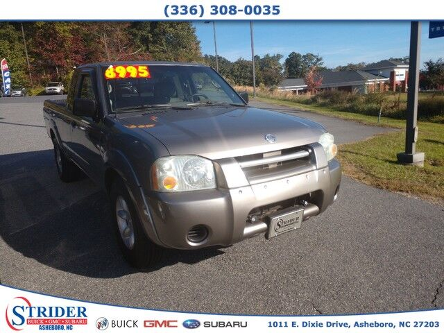 2004 Nissan Frontier 2WD XE Asheboro NC