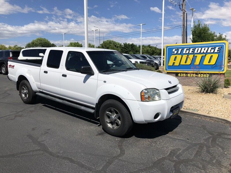 2004 Nissan Frontier 4WD XE St George UT