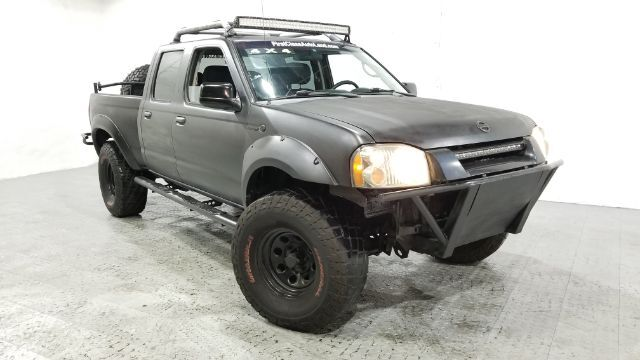 2004 Nissan Frontier SC-V6 Crew Cab Long Bed 4WD