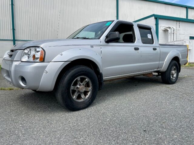 2004 Nissan Frontier XE-V6 Crew Cab Long Bed 2WD Gaston SC