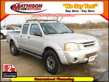 2004_Nissan_Frontier_XE-V6 Off Road_ Clearwater MN