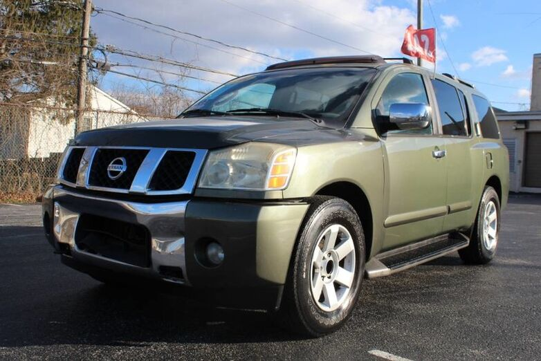 2004 Nissan Pathfinder Armada LE Mechanical Special New Castle DE