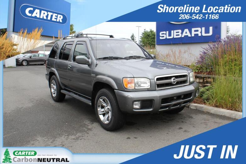 2004 Nissan Pathfinder LE Platinum Seattle WA