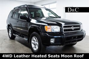 2004_Nissan_Pathfinder_SE 4WD Leather Heated Seats Moon Roof_ Portland OR