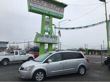 2004_Nissan_Quest_3.5 SL_ Eugene OR