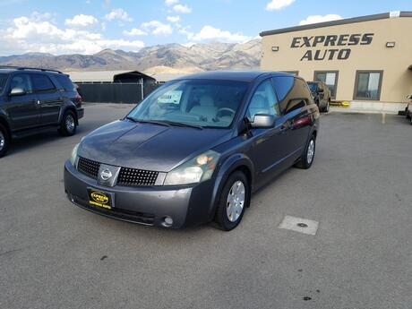 2004 Nissan Quest S North Logan UT