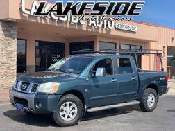 2004_Nissan_Titan_LE Crew Cab 4WD_ Colorado Springs CO