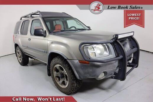 2004_Nissan_XTERRA_SE_ Salt Lake City UT
