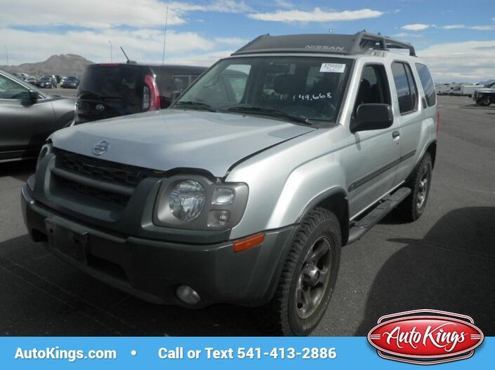 2004 Nissan Xterra SE 4WD SuperCharged Bend OR