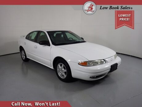 2004_Oldsmobile_ALERO_GL1_ Salt Lake City UT