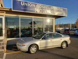 2004_Oldsmobile_Alero_GL1 Sedan_ Spokane Valley WA