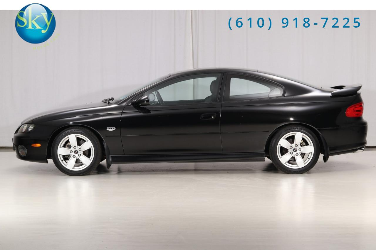 2004 Pontiac GTO 6-Speed Manual 1-OWNER West Chester PA