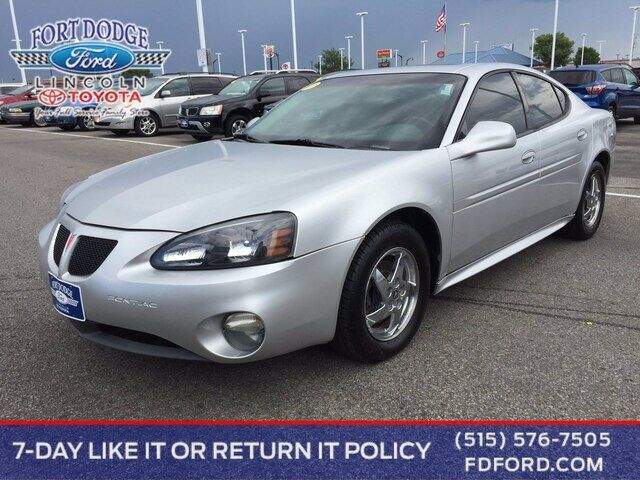 2004 Pontiac Grand Prix GT2 Fort Dodge IA