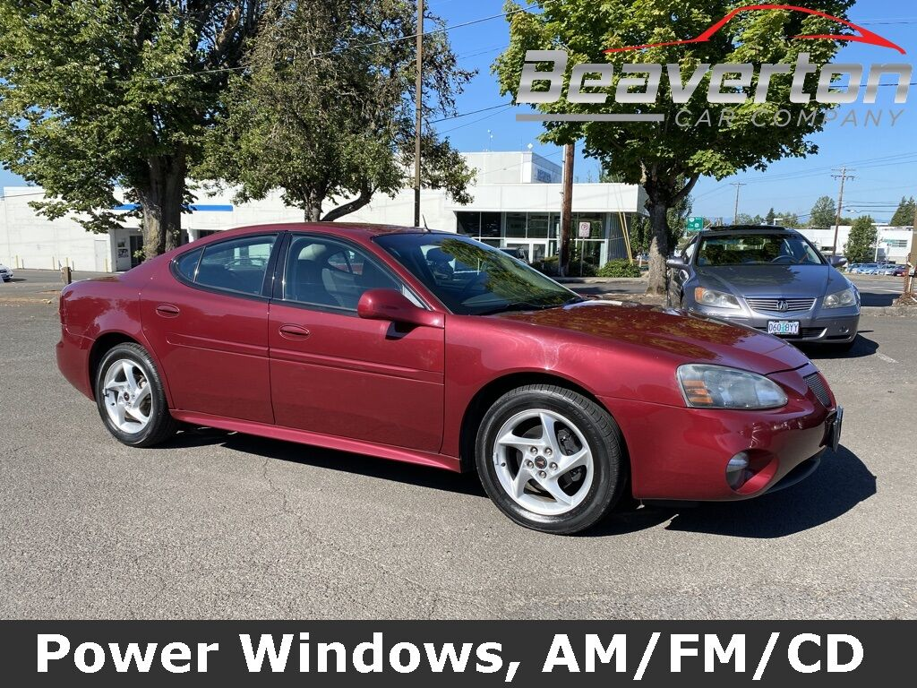2004 Pontiac Grand Prix GTP Hillsboro  OR