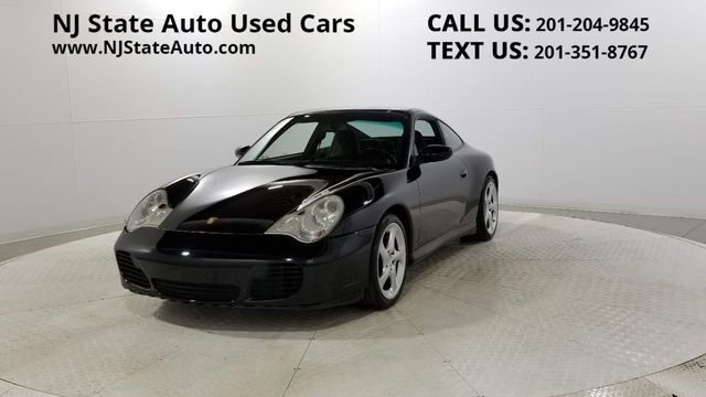2004 Porsche 911 2dr Coupe Carrera 4S 6-Speed Manual Jersey City NJ