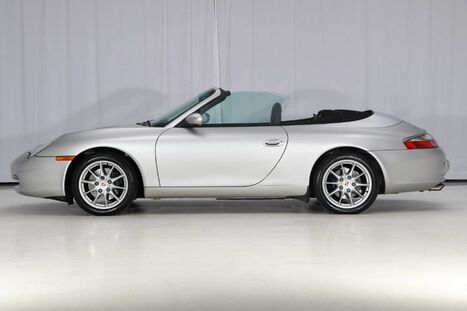2004_Porsche_911 Cabriolet_Carrera 6MT_ West Chester PA