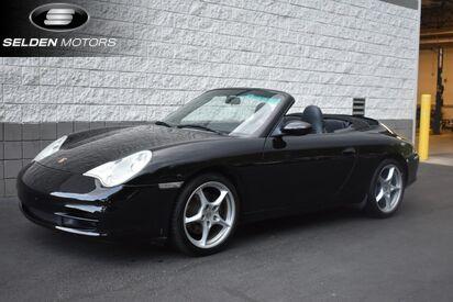 2004 Porsche 911 Cabriolet Carrera