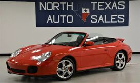 2004_Porsche_911_Carrera 4S ONLY 56K MILES 13 Service Records 50K MILE SERVICE COMPLETED_ Dallas TX