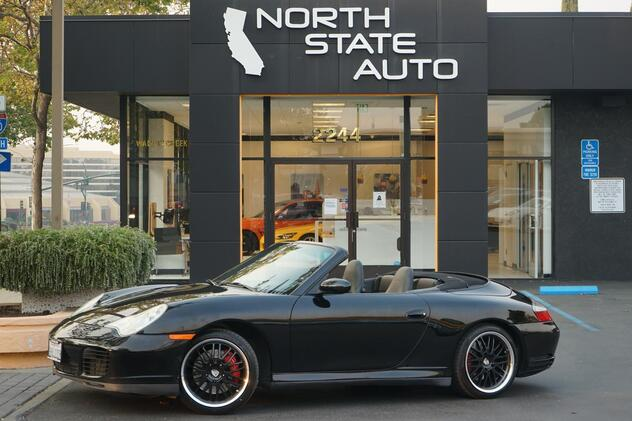 2004_Porsche_911_Carrera 4S_ Walnut Creek CA
