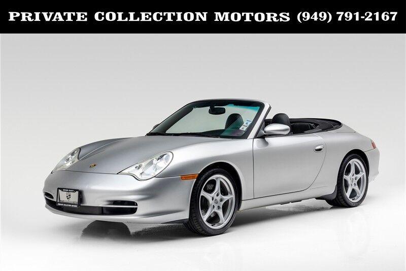 2004_Porsche_911_Carrera_ Costa Mesa CA
